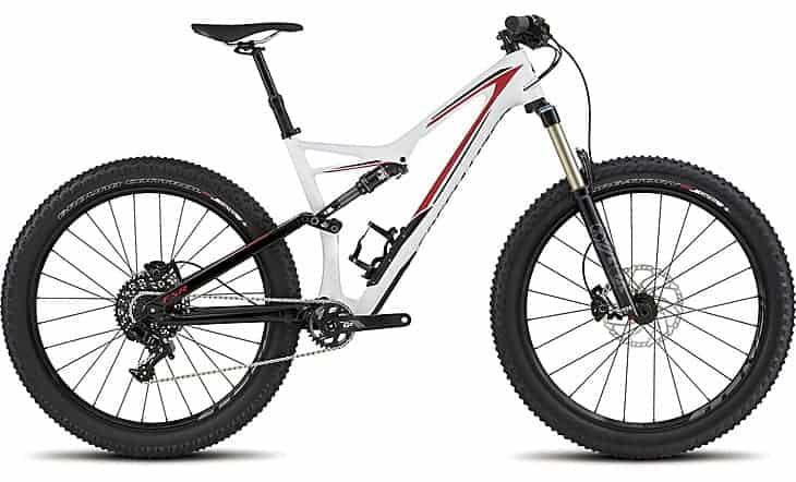 Stump Jump Comp - Mountain Bike Rentals