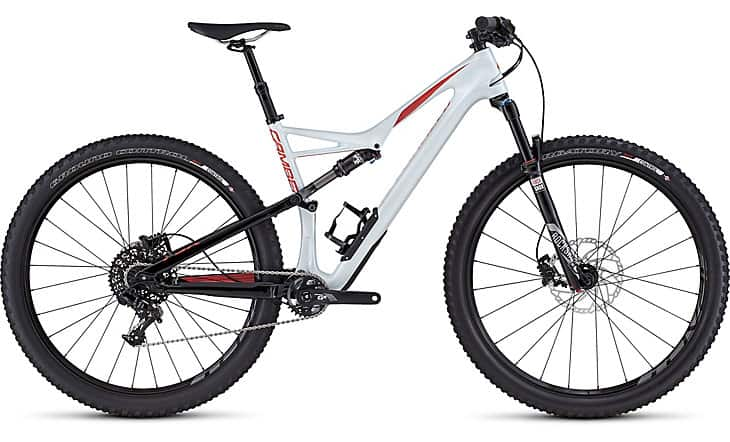 2016 Specialized Camber - Mountain Bike Rentals