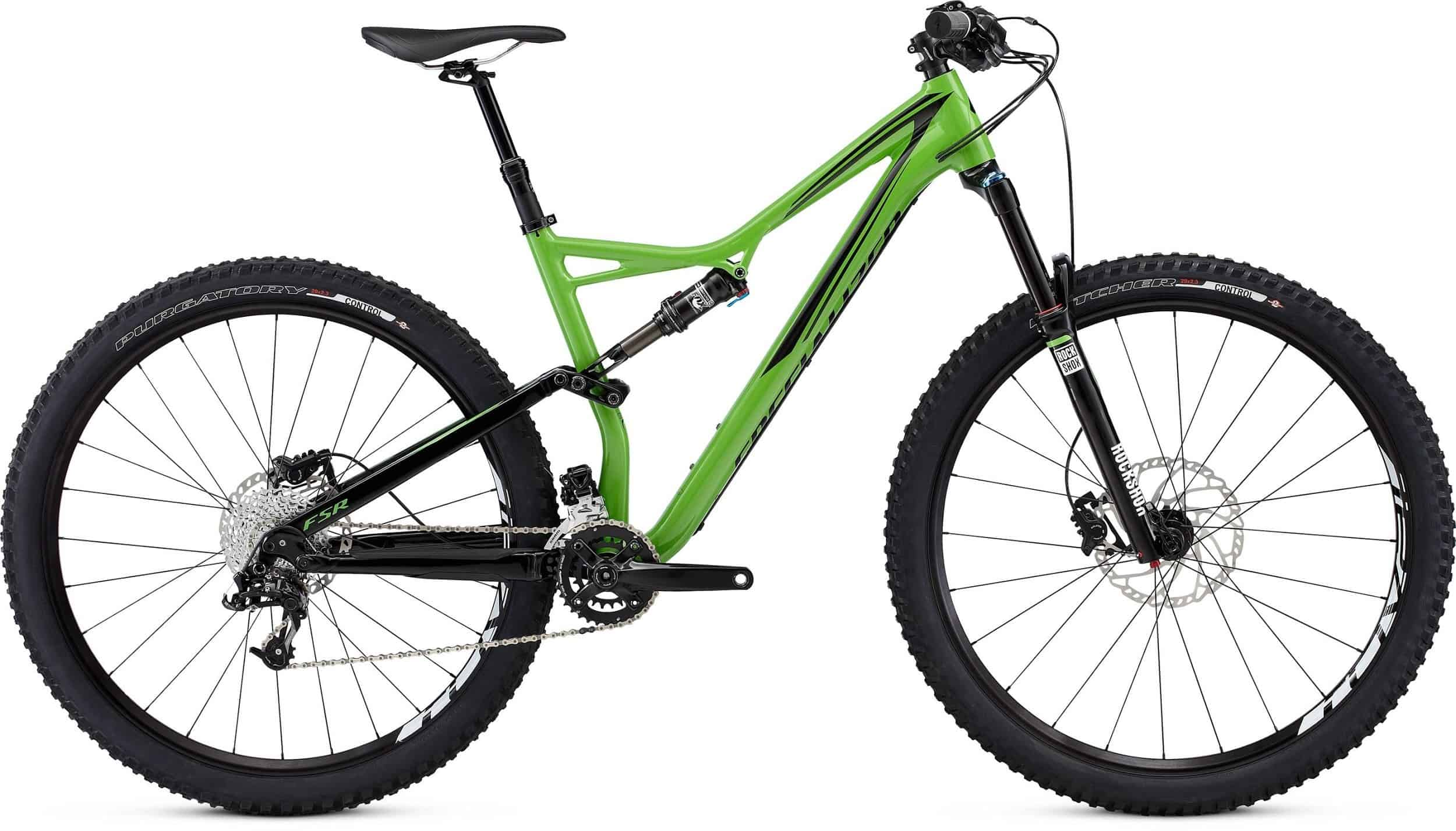 Specialized Stumpjumper Comp - Mountain Bike Rentals