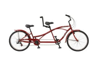 Sun 7-speed Tandem Cruiser - Beach Cruiser Bike Rentals