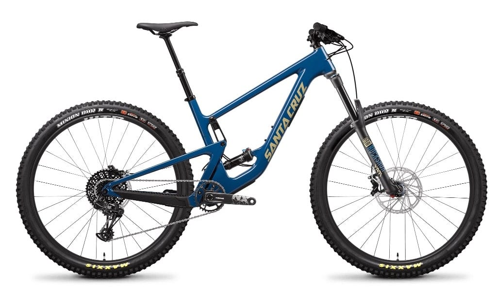 santa cruz mountain bike rental